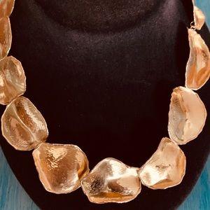 Tiffany 1979 Rose Petal Necklace 18k